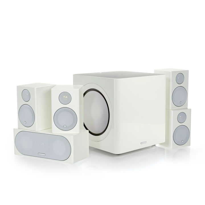 Monitor Audio Radius 90 set white